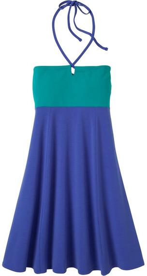 Prana W's Solana Dress Sail Blue